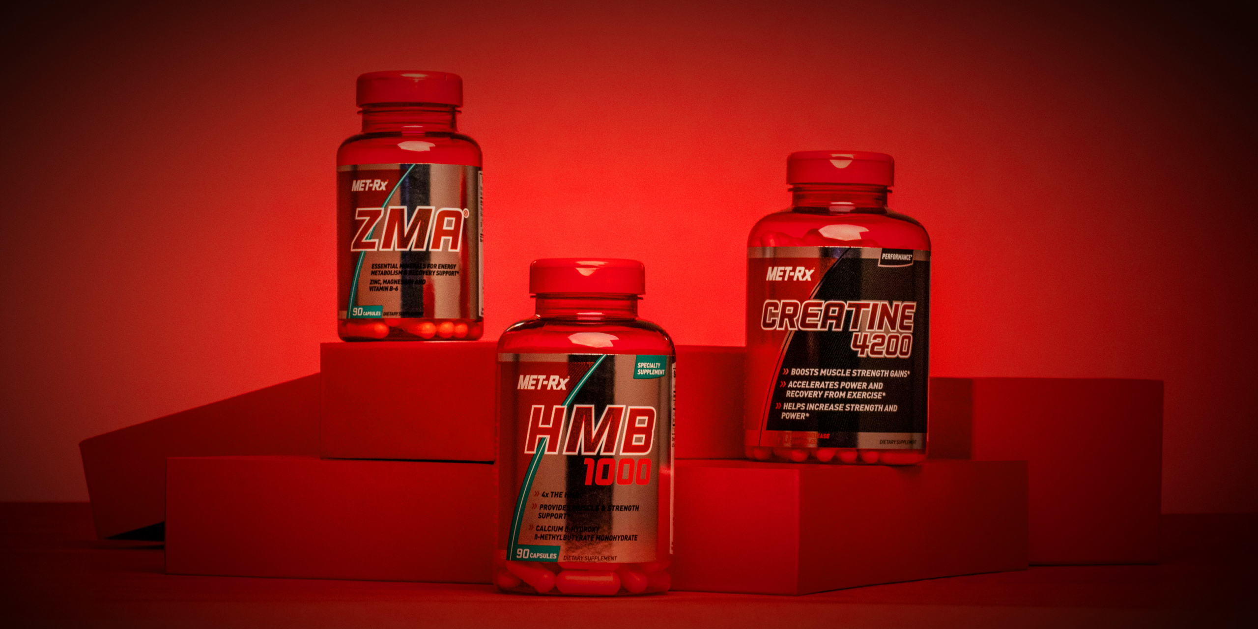 Getting Started with Supplements: Creatine 4200, ZMA and HMB