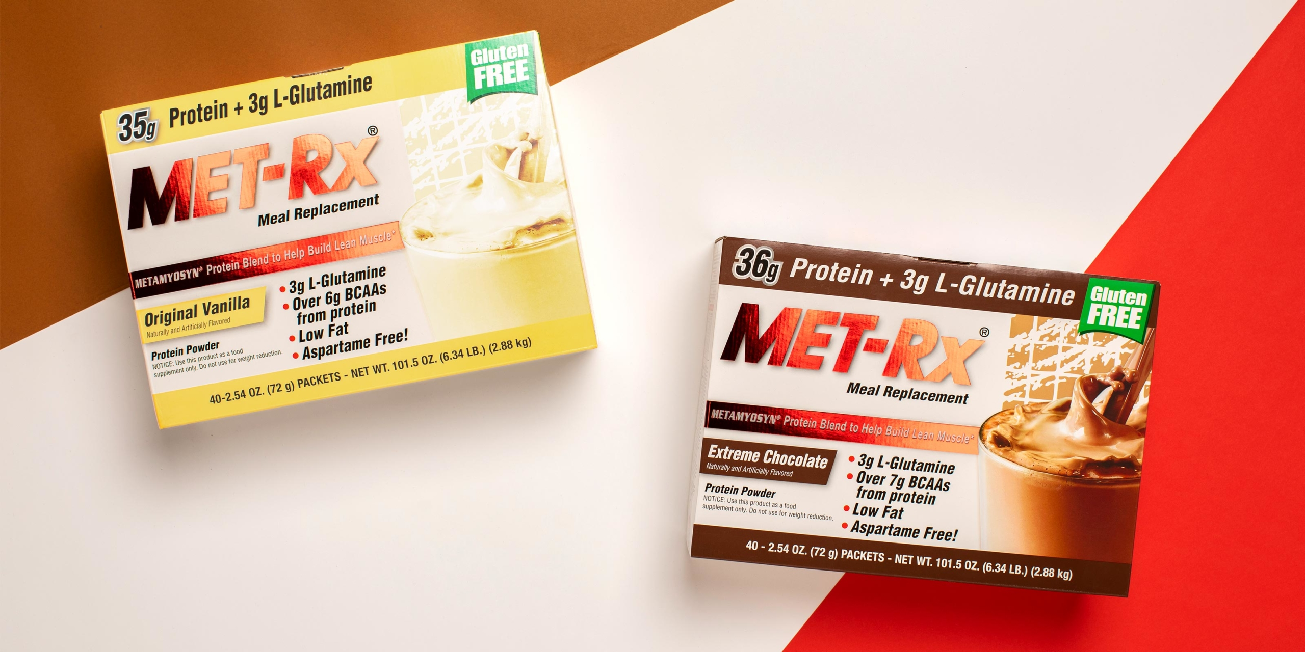 How the MET-Rx Original Meal Replacement Changed the Protein Game